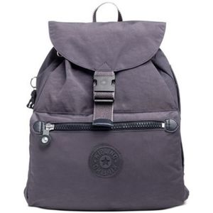 KIPLING Keeper Backpack in Dark Plum